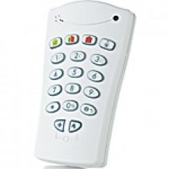 Powermaster Tastatur inn/ut lyd 2-veis KP-141 RFID