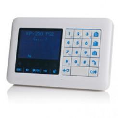 Powermaster KP-250 trådløst 2-veis tastatur med LCD