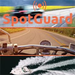 SpotGuard 2, FG-godkjent GSM/RF sporingssystem