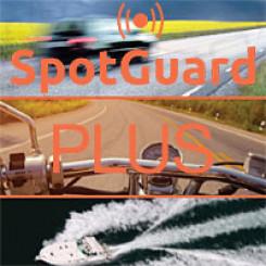 SpotGuard Plus, FG-godkjent GPS/GSM/RF sporingssystem