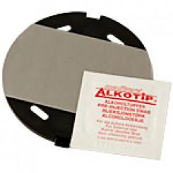 Deltronic monteringsbrakett med dobbeltsidig tape for Deltronic X-10