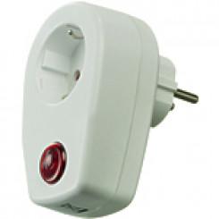 Homesafe sikkerhetsur / tidsur - 30 min. m/to-polet brudd