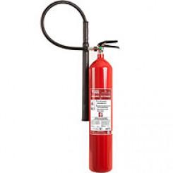 Trygg 5kg CO2 brannslukker
