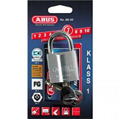ABUS 88/40 C/ES FG-godkjent kl. 1 hengelås