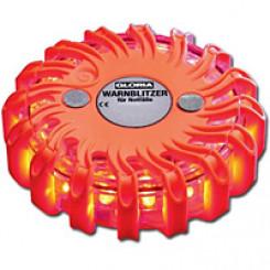 Gloria Safetyflash rød LED varsellys