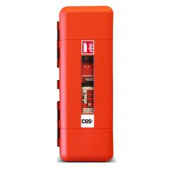 Skap til brannslukker - 12 kg - FC12KG, Polyethylene