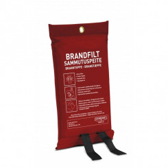 Brannteppe 120 x 180 cm softpack