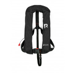 Regatta Aquasafe 40+ kg - automatisk oppblåsbar redningsvest svart
