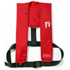 Regatta seasafe 40+ kg - automatisk oppblåsbar redningsvest Rød